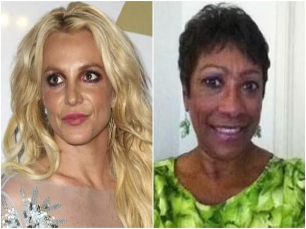 Britney Spears, Brenda Penny (Image source: Twitter)