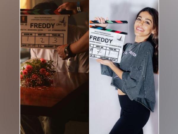 Kartik Aaryan and Alaya F (Image source: Instagram)
