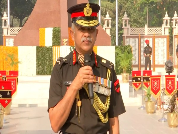 Lieutenant General CP Mohanty