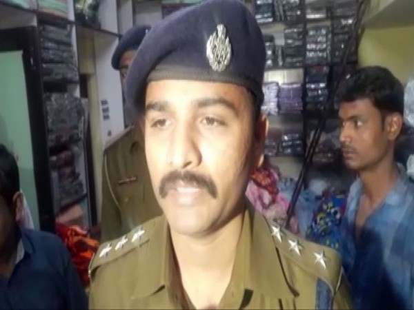 Kiran Gorakh Jadav, Sub-Divisional Police Officer informed the media about the incident on Monday in Patna, Bihar. Photo/ANI