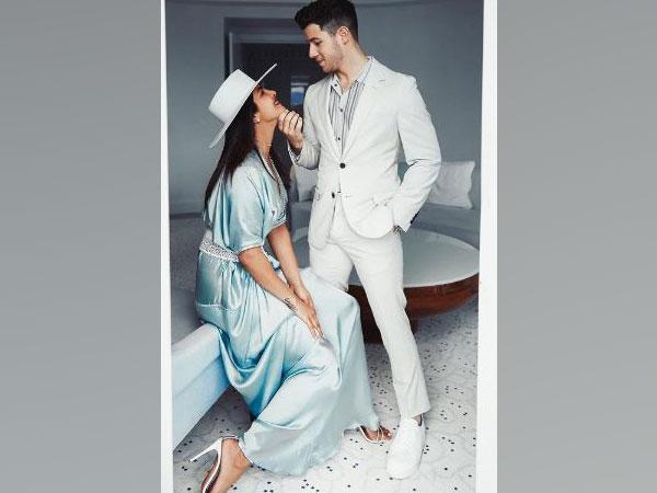 Nick Jonas and Priyanka Chopra (Image Courtesy: Instagram)