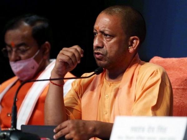 UP CM Yogi Adityanath (file pic/ANI).