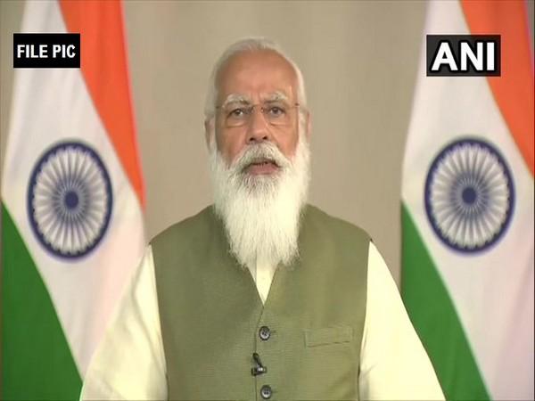 PM Modi (file pic/ANI).