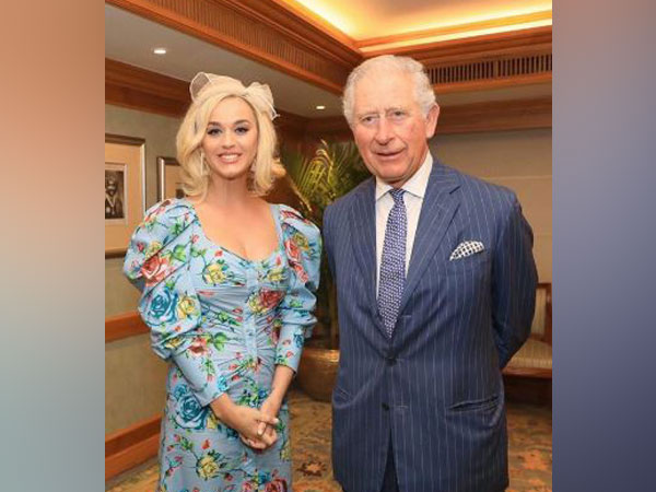 Katy Perry and Prince Charles (Image Courtesy: Instagram)