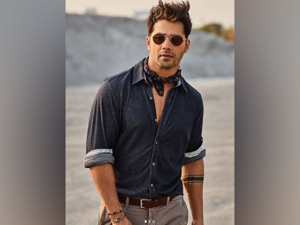 Actor Varun Dhawan (Image Source: Instagram)