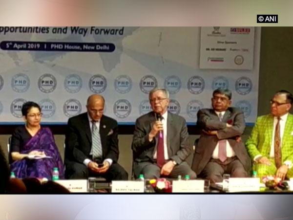 Tomasz Kozlowski, EU Ambassador to India at the Conference on Friday in New Delhi