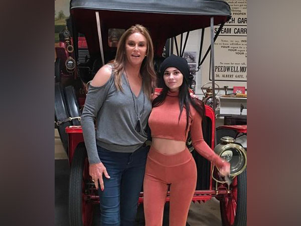 Kylie Jenner and Caitlyn Jenner (Image Courtesy: Instagram)