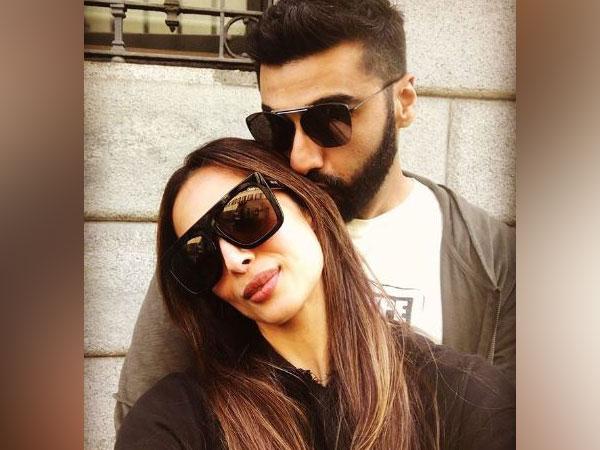 Arjun Kapoor and Malaika Arora (Image courtesy: Instagram)