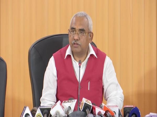 BJP leader Madan Kaushik (Photo/ANI)