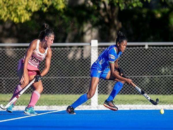 Indian women's Hockey player Salima Tete (Image: Hockey India)