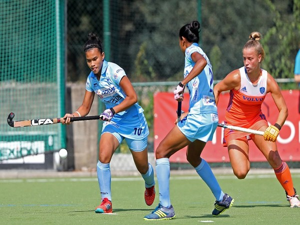 Indian junior women's hockey team captain Suman Devi Thoudam (Image: Hockey India)