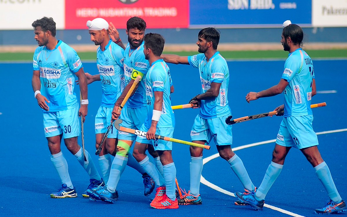 Indian men's hockey team (Photo/Hockey India)