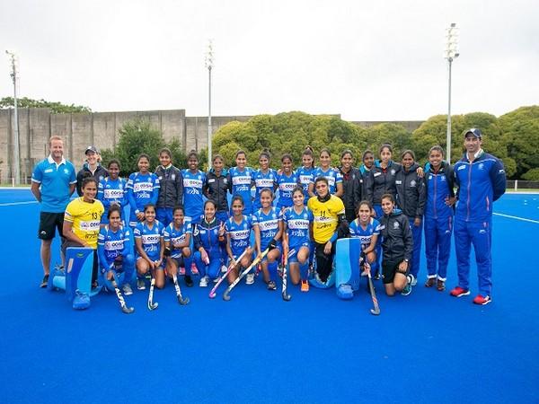 India women's hockey team (Image: Hockey India)