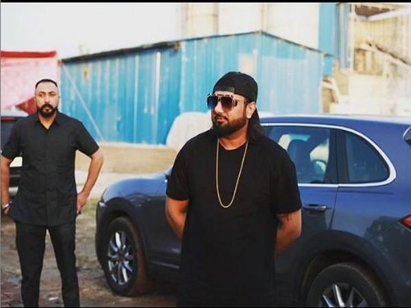 Honey Singh (Image courtesy: Instagram)