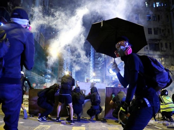 Monday was deemed as one of the worst days of the anti-government protests that have grappled the semi-autonomous territory of Hong Kong since June.