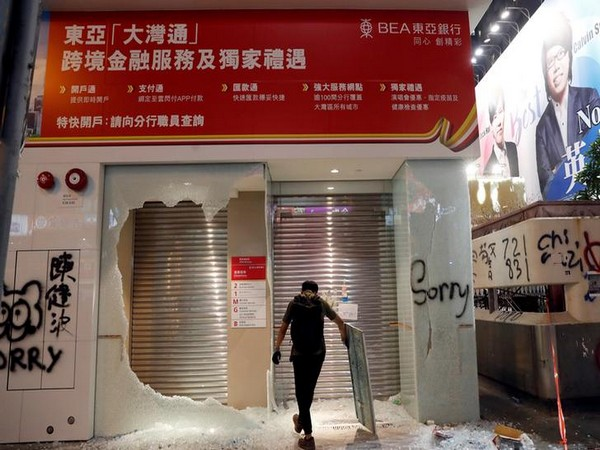 Protests push Hong Kong into recession as economy shrinks 3.2 per cent in third quarter