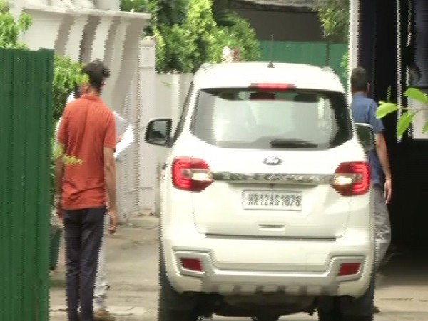 Congress leader meet BS Hooda at his residence in New Delhi on Tuesday.