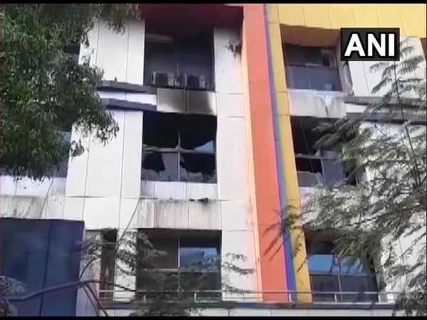 A visual from the spot of incident. (File Photo/ANI)