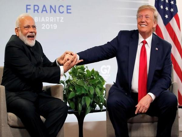 Prime Minister Narendra Modi and US President Donald Trump. (File photo)