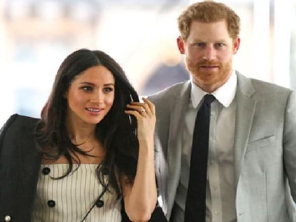 Meghan Markle, Prince Harry (Image source: Instagram)