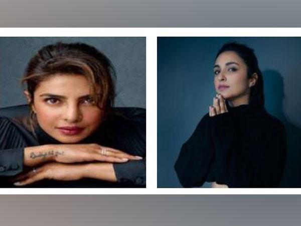 Celebrity sisters Priyanka Chopra Jonas and Parineeti Chopra