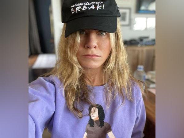 Jennifer Aniston (Image source: Instagram)