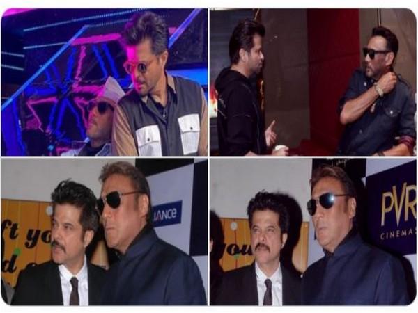 Anil Kapoor and Jackie Shroff