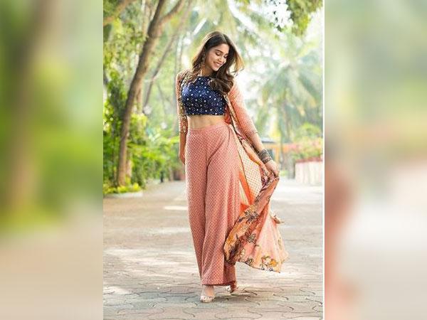 Debutante Sharvari (Picture courtesy: Instagram)