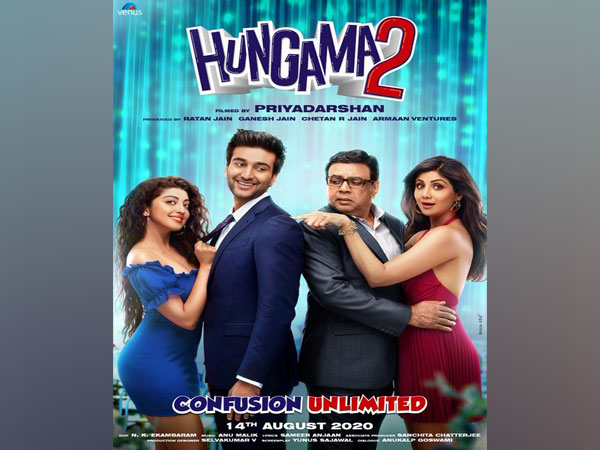 Paresh Rawal is reuniting with Priyadarshan after seven years for 'Hungama 2'
