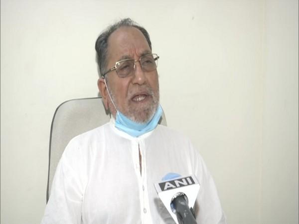 Congress leader Husain Dalwai. [Photo/ANI]