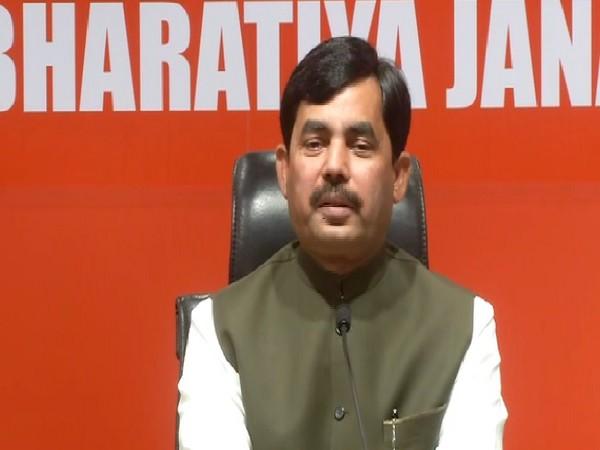 BJP spokesperson Shahnawaz Hussain. (File Photo)