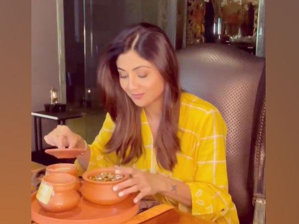 Shilpa Shetty (Image courtesy: Instagram)