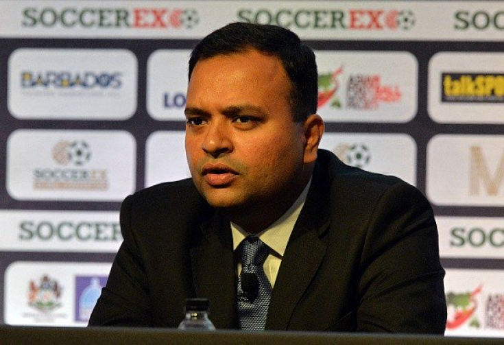 I-League CEO Sunando Dhar (Photo/AIFF)
