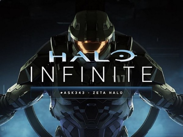 Cover art of 'Halo Infinite' (Image Source: Instagram)