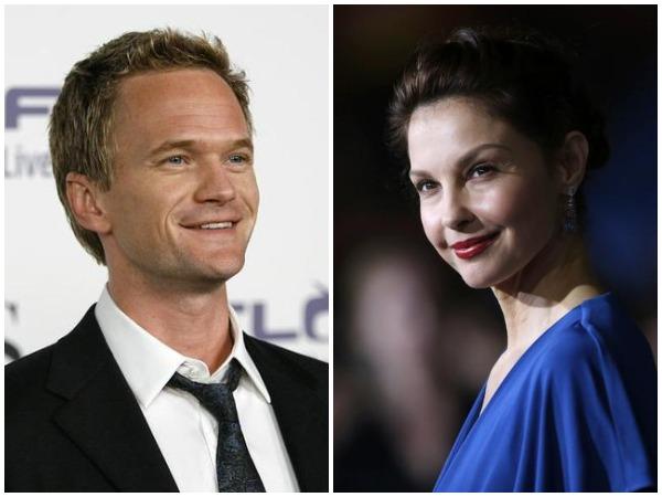 Neil Patrick Harris and Ashley Judd