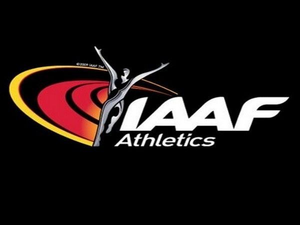 International Association of Athletics Federations logo