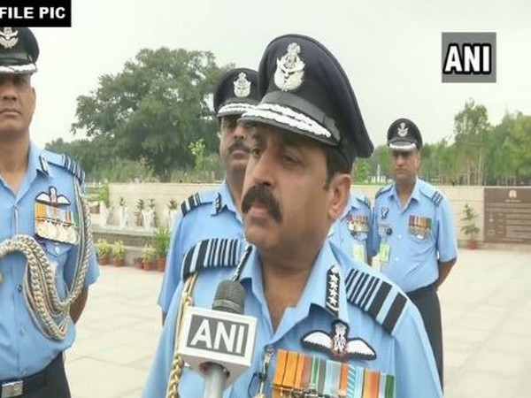 Air Chief Marshal RKS Bhadauria. File photo