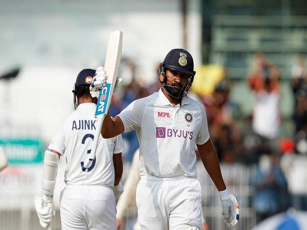 India batsman Rohit Sharma (Image: ICC)