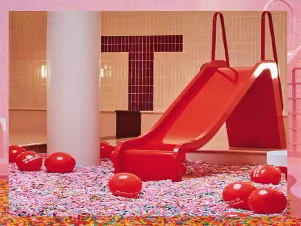 Pool full of sprinkles at the Museum of Ice Cream (Picture Courtesy: Instagram)
