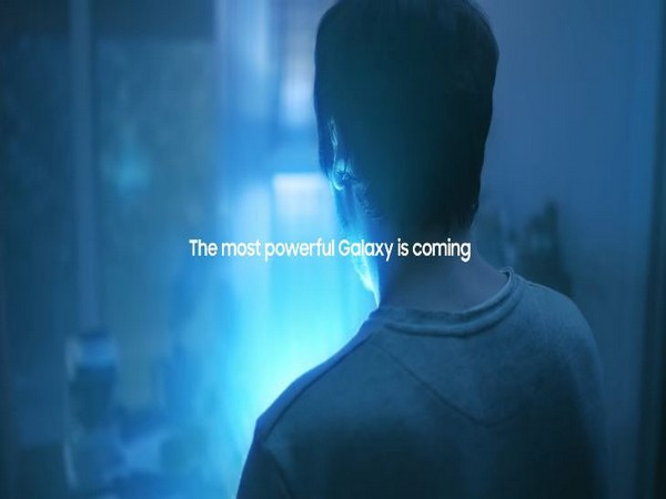 A still from the teaser shared by Samsung (Image courtesy: Twitter)
