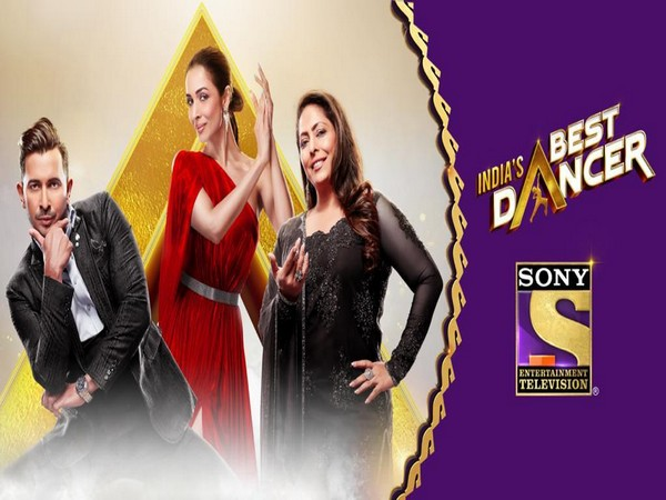 Poster of the show 'India's Best Dancer Season 2'