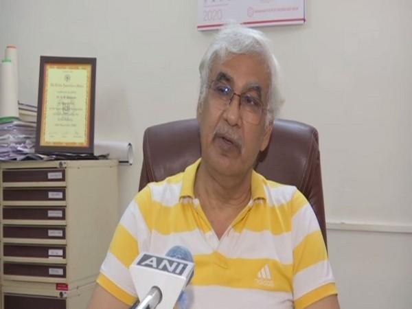 Dr SM Ishtiaque, Professor Emeritus, Department of Textile and Fibre Engineering, IIT Delhi in conversation with ANI