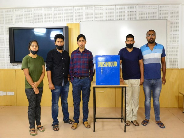 The team of researchers at IIT Roorkee