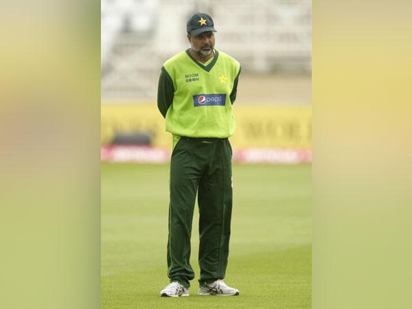 Former Pakistan batsman Ijaz Ahmed