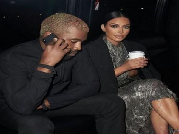 Kim Kardashian, Kanye West (Image Source: Instagram)