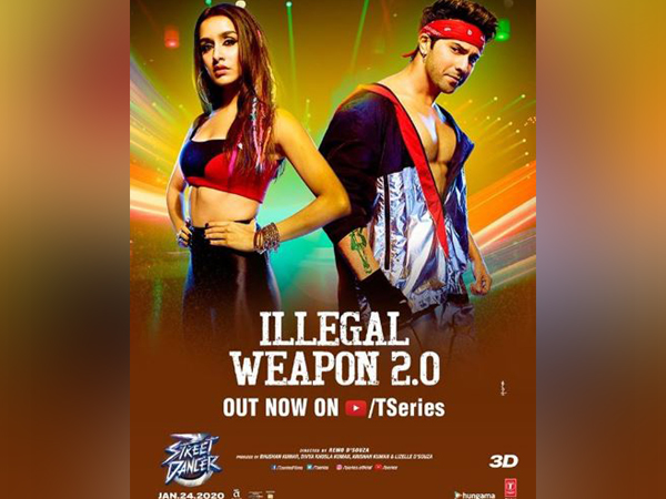A poster of 'Illegal Weapon 2.0' (Image source: Instagram)