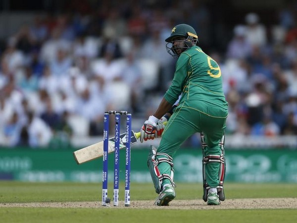 Pakistan all-rounder Imad Wasim