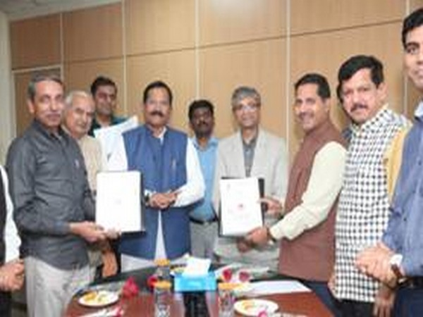 CCRAS inks MoU with JNU, ILBS for cooperation in R&D, training in ayurveda.