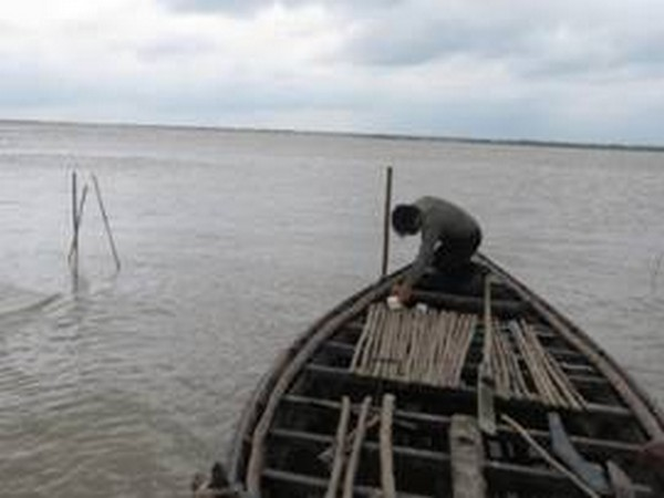 The scientists analysed daily geochemical record of the Ganga river