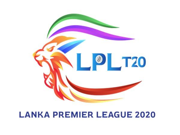 Lanka Premier League logo.